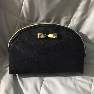 Victoria Secret Black Lace bag